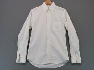 [中古]INDIVIDUALIZED SHIRTS インディビジュアライズドシャツ 長袖シャツ 14 1/2 32