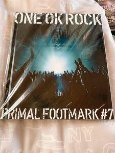 ONE OK ROCK/PRIMAL FOOTMARK#7
