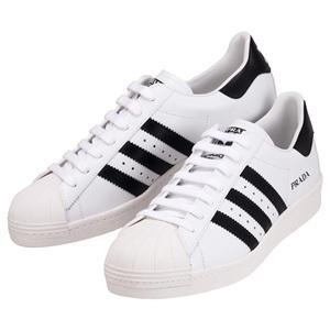 ADIDAS/アディダス adidas×PRADA Prada Edition Superstar ホワイト&ブラック