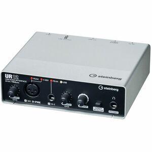 【美品】 Steinberg スタインバーグ / UR12 USBオーディオインターフェース DAW