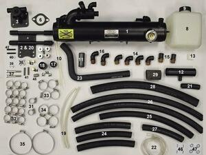 Марр  Cruiser    V8   4.3L   5.0L   5.7L   6.2L    Косвенное     Охлаждение     комплект     охлаждение  комплект    '99   ~  '02