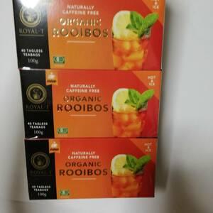 3箱 ルイボスティー  40個入り ティーバッグ  お茶 ルイボス