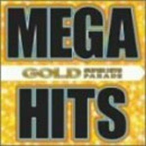 MEGA HITS GOLD-SUPER HITS PARADE-/ポップスオムニバス 同梱送料120円商品