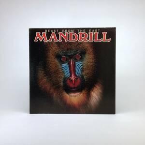 [LP] '75米Orig / Mandrill / Beast From The East / ジャケット良好 / KENDUN刻印 / United Artists / UA-LA577-G / Soul / Funk / Latin