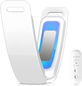 小顔美顔器 小顔ベルト EMS スキンケア LED光 温め機能 10分間タイマー 3つモード USB充電式 リモコン操作多機能 日本語説明書