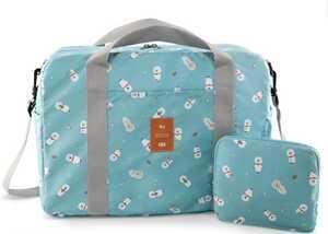 SALE★BT21公式 RJ 旅行バッグ サブバック ジン ソクジン monopoly トート かばん エコバッグ スーツケースに装着可能 修学旅行 ラス1