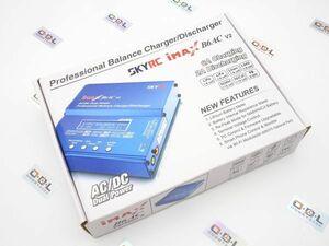 SKYRCAC  バランス充電器/アダプター内蔵/iMAX B6AC Version2 /B6AC V2/最大充電パワー50W