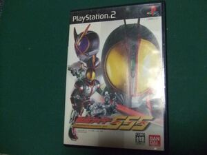 (PS2)仮面ライダー555 PS2