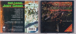 Jody Grind - Far Canal ボーナス・トラック2曲追加収録再発CD