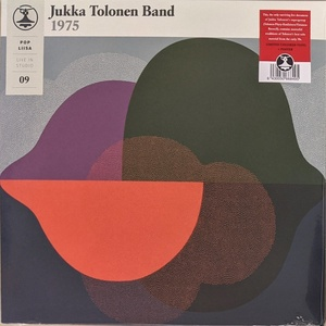 Jukka Tolonen Band - Pop Liisa 09 Live In Studio 200枚限定グリーン・カラーアナログ・レコード