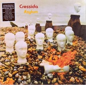 Cressida クレシダ - Asylum 24Bitハーフ・スピード・デジタル・リマスター限定再発180gアナログ・レコード