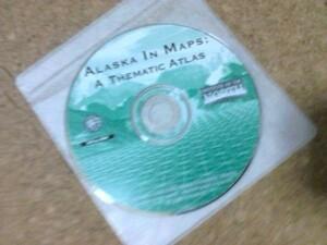 [PC][送100円~] ALASKA IN MAPS A THEMATIC ATLAS ディスクのみ