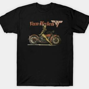 VAN HALEN Tシャツ バンドTシャツ バンT ヴァンヘイレン