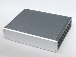 自作アンプ 280mm×210mm×60mm アルミシャーシケース 自作 真空管アンプ アルミケース 管理番号[GG0216C12]
