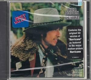 輸 Bob Dylan Desire ボブ・ディラン 未開封◆規格番号■CK-33893◆送料無料■即決●交渉有
