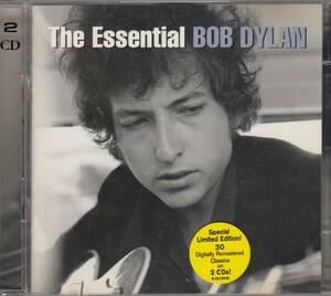 輸 Bob Dylan The Essential Bob Dylan 2CD◆規格番号■C2K-85168◆送料無料■即決●交渉有