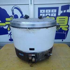 リンナイ LPガス用 炊飯器 30号 ガス炊飯器 3升 業務用 A