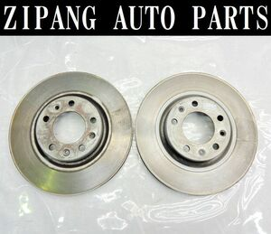 PU010 T9 Peugeot 308 SW Allure blue HDi front brake rotor left right set *282mmΦ * degree so-so * * prompt decision *