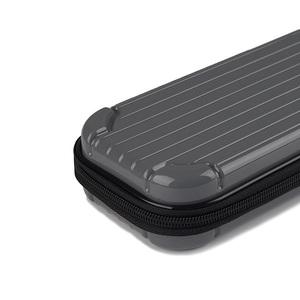 1500円~Nintendo Switch Lite ニンテンドー スイッチライト キャリングケース PPB素材 収納ケース 保護カバー 耐衝撃 防水 グレー