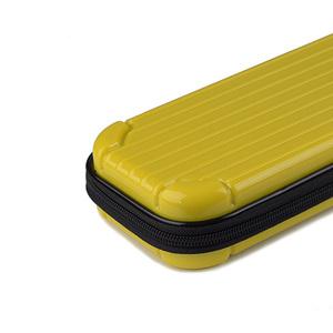 1500円~Nintendo Switch Lite ニンテンドー スイッチライト キャリングケース PPB素材 収納ケース 保護カバー 耐衝撃 防水 イエロー