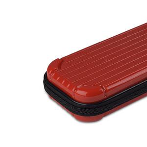 1500円~Nintendo Switch Lite ニンテンドー スイッチライト キャリングケース PPB素材 収納ケース 保護カバー 耐衝撃 防水 レッド