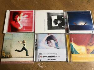 N0739 bonnie pink アルバム 6枚セット Just a Girl   evil and flowers   Every Single Day   Let go   Present   Heaven's Kitchen