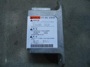 Elf NPR85AN airbag computer genuine products number 8-98120-057-2 AS0054SE88A19