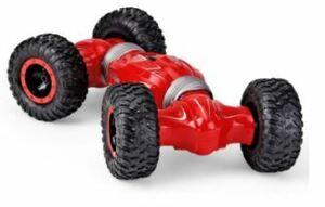 レッド Hipac JJRC Q70 RCカーバギー 両面フリップ変形車ラジコン2.4GHz4WDワイヤレスレーシングオフロードツイストクライミングドリフト