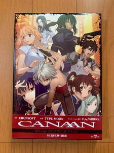 美品 CANAAN Blu-rayコンパクト・コレクション Blu-ray