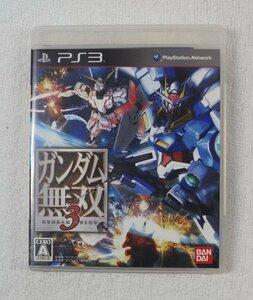 PS3 ゲーム ガンダム無双3BLJM-60300
