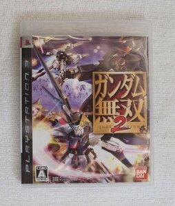 PS3 ゲーム ガンダム無双2 BLJM-60111
