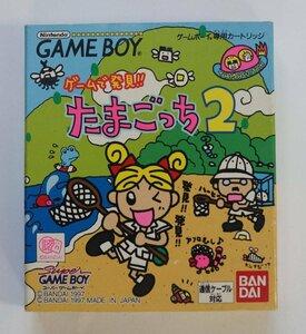 ゲームボーイゲーム たまごっち 2 DMG-AT3J-JPN