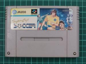 スーパーファミコン カートリッジ : スーパーカップサッカー SHVC-SU