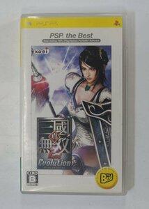 PSP ゲーム 真・三國無双 2nd Evolution PSP the Best ULJM-08020