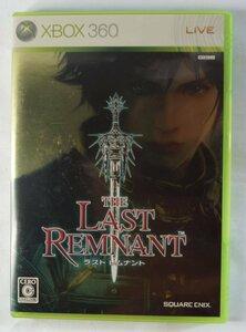 Xbox360 ゲーム THE LAST REMNANT
