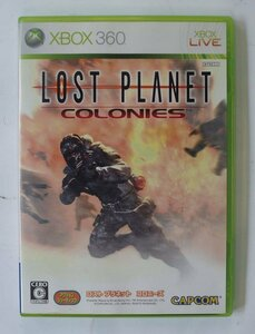 Xbox360 ゲーム LOST PLANET COLONIES