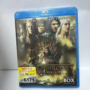 ゲームオブスローンズ シーズン1 ブルーレイ Blu-ray GOT Season1