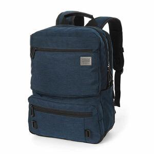 SWISSWIN SW1880 【ブルー】リュック メンズ バックパック ビジネスリュック デイパック リュックサック バッグ 大人 鞄 【18010007#2】
