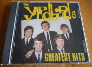 ■ 【CD/美品】 THE YARDBIRDS - GREATEST HITS