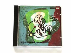 国内盤 CD【30YD7010】コールマン・ホーキンス Coleman Hawkins / ザ・マン・アイ・ラブ The Man I Love / 送料310円~