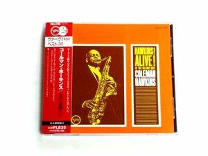 国内盤 CD【POCJ2465】コールマン・ホーキンス Coleman Hawkins / ジェリコの戦い +2 / 送料310円~