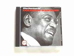 輸入盤 CD【042282567321】Coleman Hawkins コールマン・ホーキンス / The Genius of Coleman Hawkins / 送料310円~