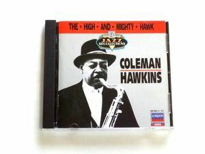輸入盤 CD【042282060020】Coleman Hawkins コールマン・ホーキンス / The High And Mighty Hawk / 送料310円~