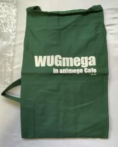 【未使用】【新古品】WUGmega×アニメガカフェ エプロン