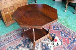イギリスアンティーク家具 センターテーブル テーブル サイドテーブル コーヒーテーブル 英国製 C238