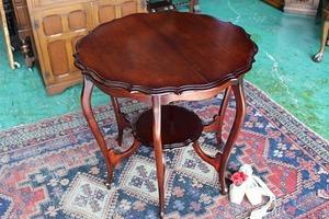 イギリスアンティーク家具 センターテーブル テーブル サイドテーブル コーヒーテーブル 英国製 C240