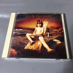 ヴァン・ヘイレン バランス 国内盤CD