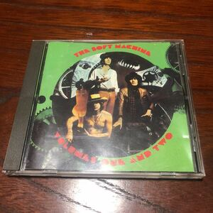 The Soft Machine The Soft Machine Collection EU盤CD
