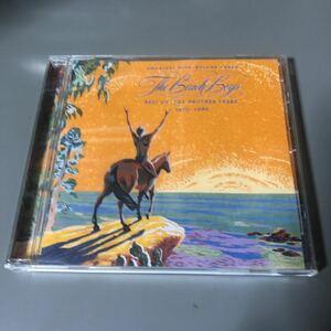 ビーチ・ボーイズ グレイテスト・ヒッツ volume three USA盤CD