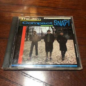 ザ・ジャム ザ・ベスト 国内盤CD